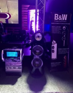 Bowers & Wilkins 800 D3 Showcase with local talent6