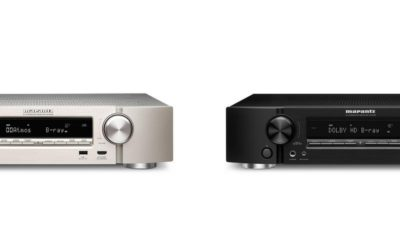 The new Marantz NR 1508 and NR 1608 now in stock