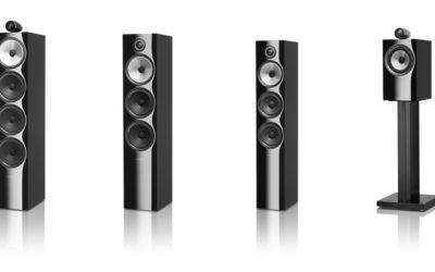 Studio sound comes home with the new Bowers & Wilkins 700 Series.