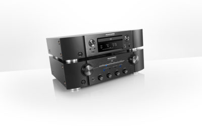 Marantz PM 8006 and ND 8006 Reviews
